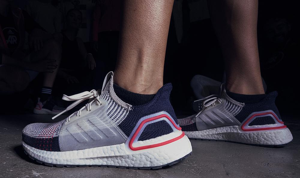 adidas UltraBOOST 19. Recoding running