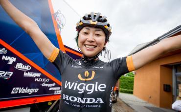 全日本女子ロード2年連続5度目の優勝達成、萩原選手