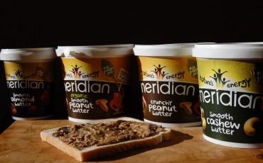 Meridian ナッツバター: レシピアイデア集