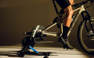 Wahoo KICKR V5 turbo trainer