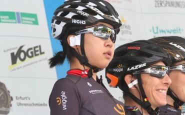 ジロ・ローザのレポートが萩原麻由子選手より到着